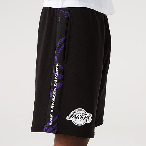 Short LA Lakers imprimé