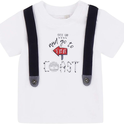 T-shirt à bretelles TIMBERLAND