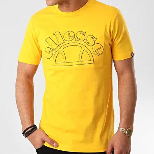 T-shirt ELLESSE Jaune