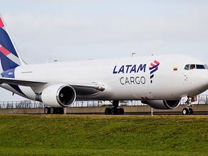 Latam Cargo inaugura terminal em Chapecó (SC)