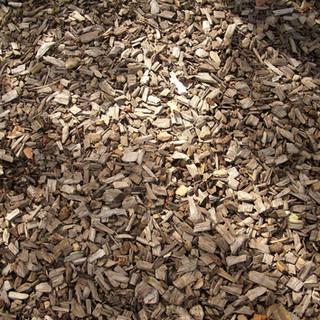 Bark & Woodchip Path