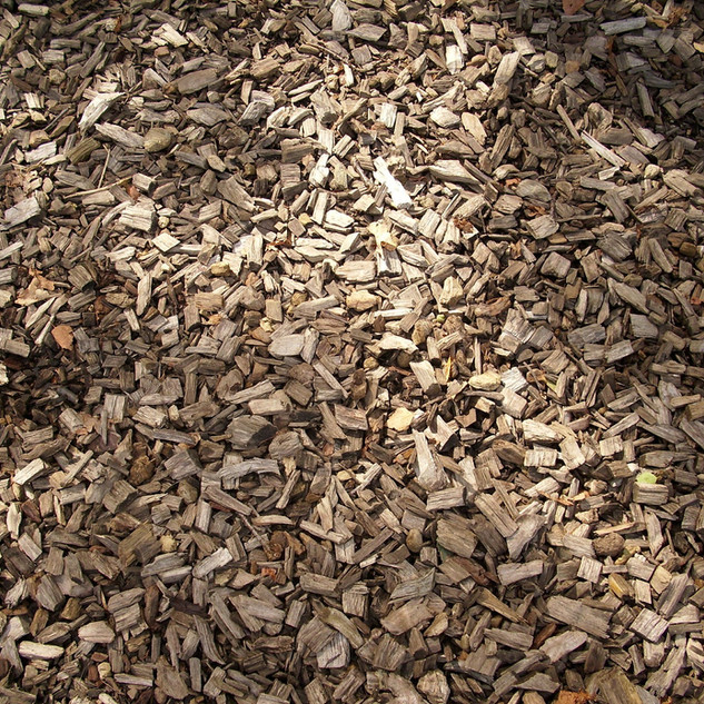 Bark & Woodchip Path