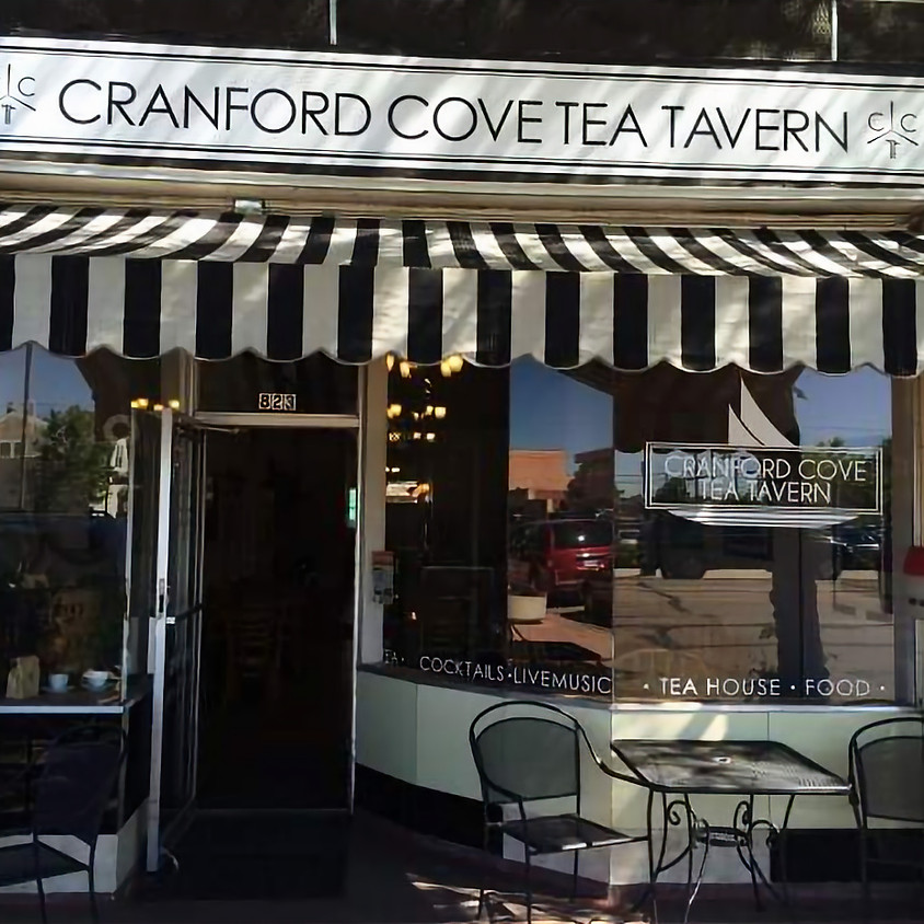 Cranford Tea Tavern Re-Branding Kick-Off Party!