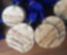 Custom egraved championshp medals.