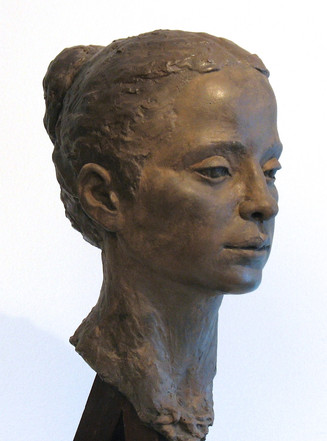 """Head of a women: Eve"""