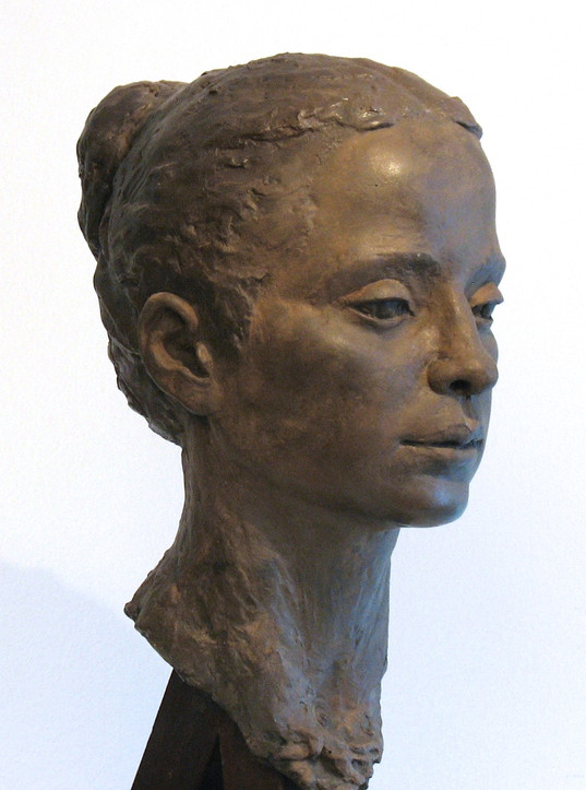 """Head of a women: Eve"""