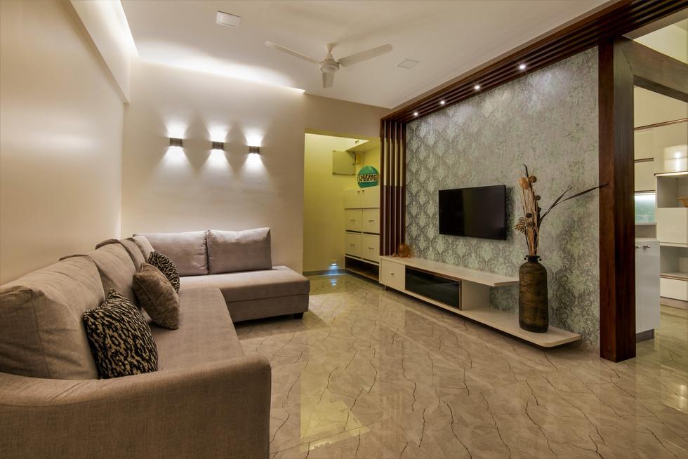 Modern Interior 3BHK