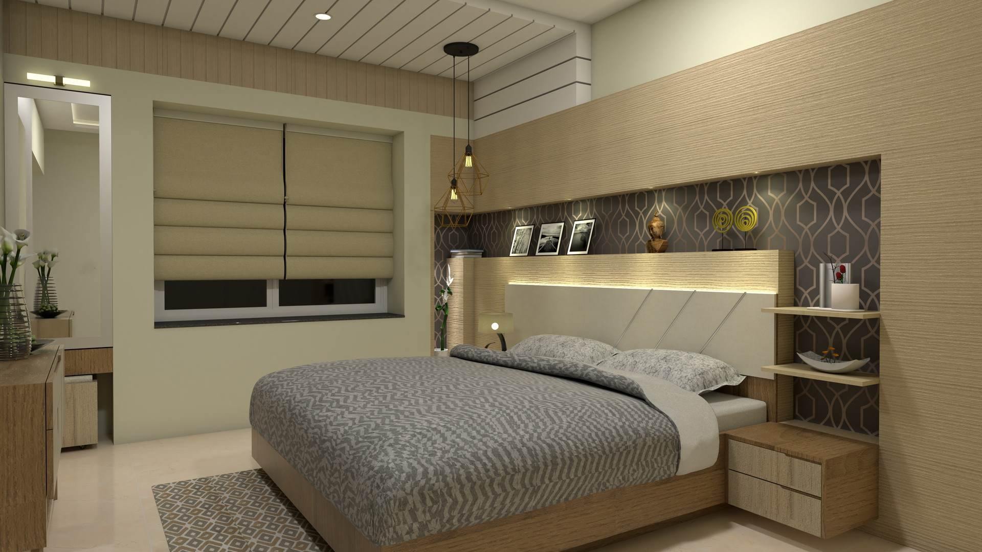 Luxurious 3BHK Home