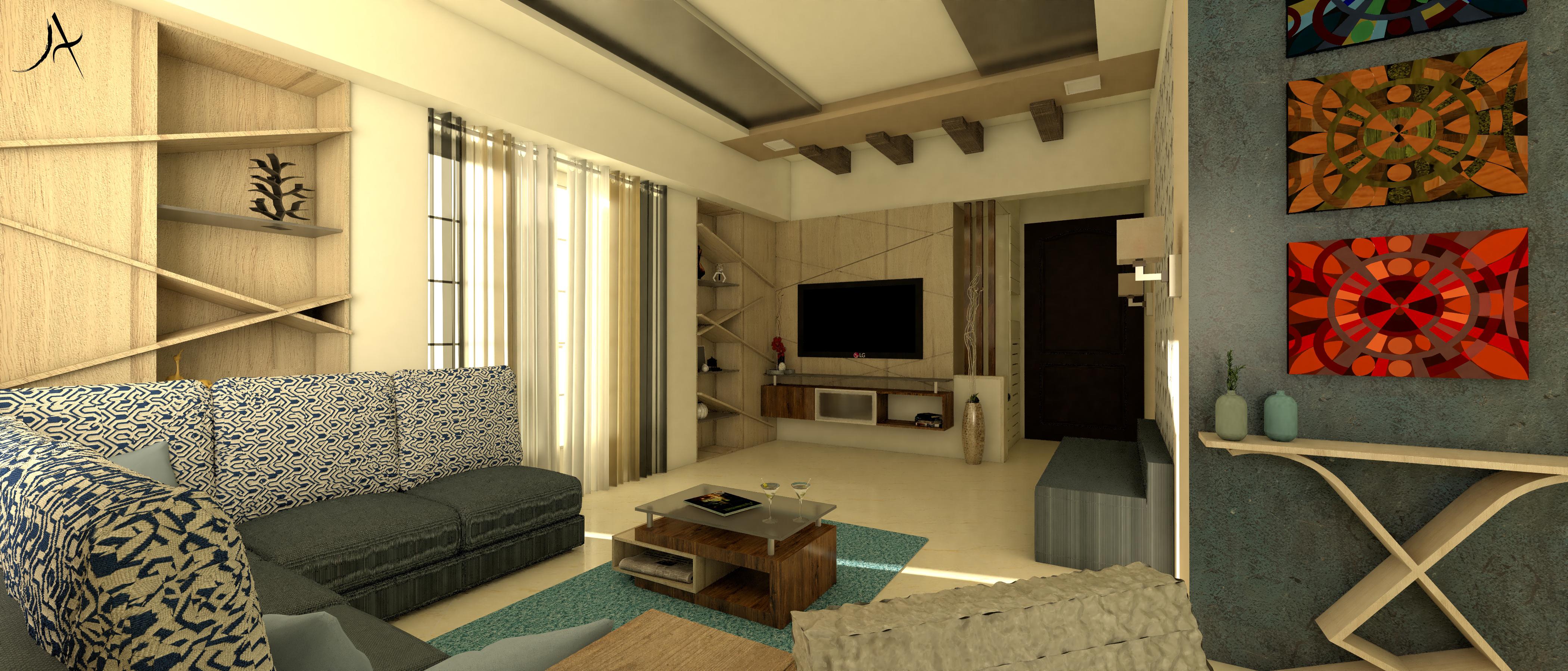 6 Hall view 6