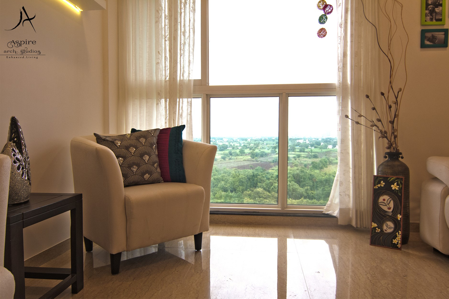 Luxurious 1RK Weekend Home