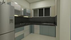 11 Kitchen View 1