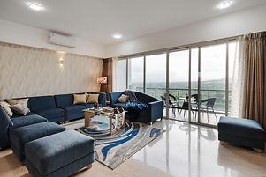 Best living room interior design Lodha belmondo pune