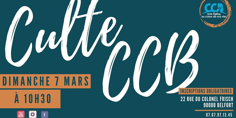 Culte du CCB du 7 mars 2021 (1)