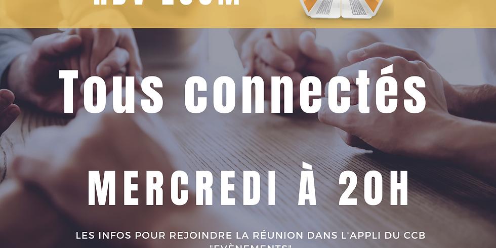"""RDV Zoom => """"Tous connectés"""""""