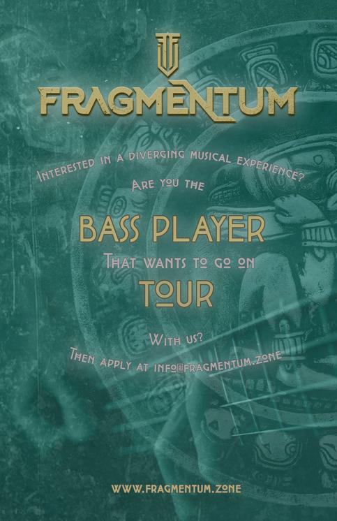 Fragmentum Bass Player Audition