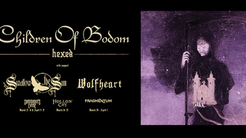 Fragmentum playing with Children of Bodom
