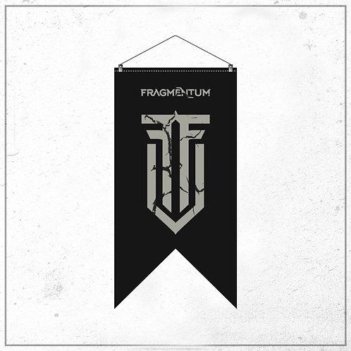 Fragmentum Banner Logo Rippled