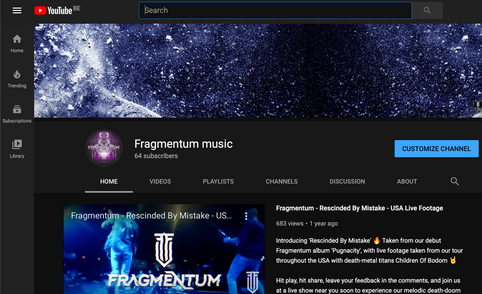 Fragmentum Tournament