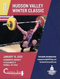2020 Hudson Valley Classic flyer Photo.J