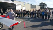 Troop 772 visits UAV Pro
