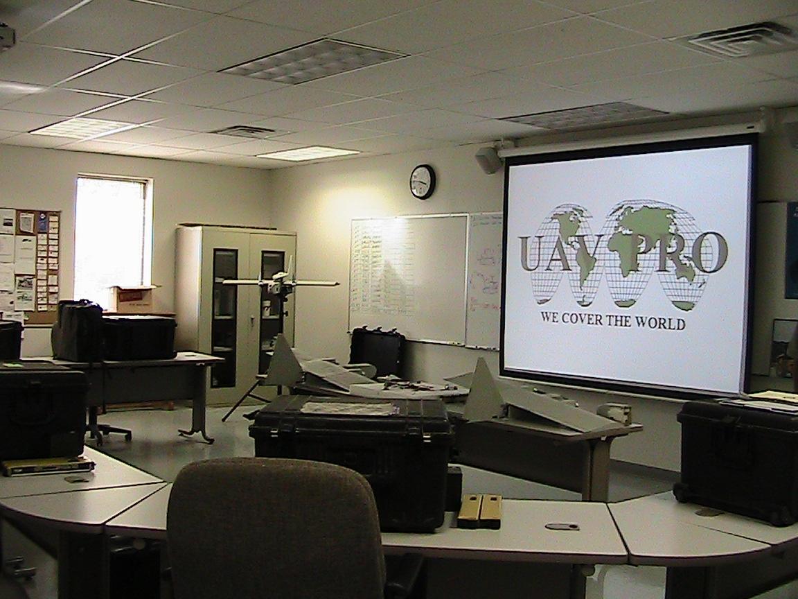 UAS Classroom