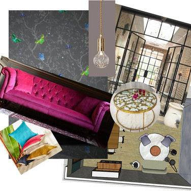 for your space layout and decor