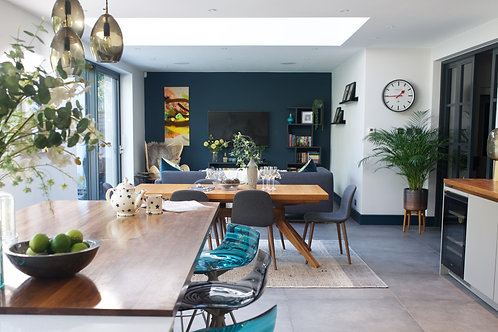 SYS Online Interior Design Package : open plan / multi-function space