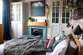 Bespoke interior design by Style Your Space : affordable interior design. Bedroom inspiration | Sleep Space | Interior projects