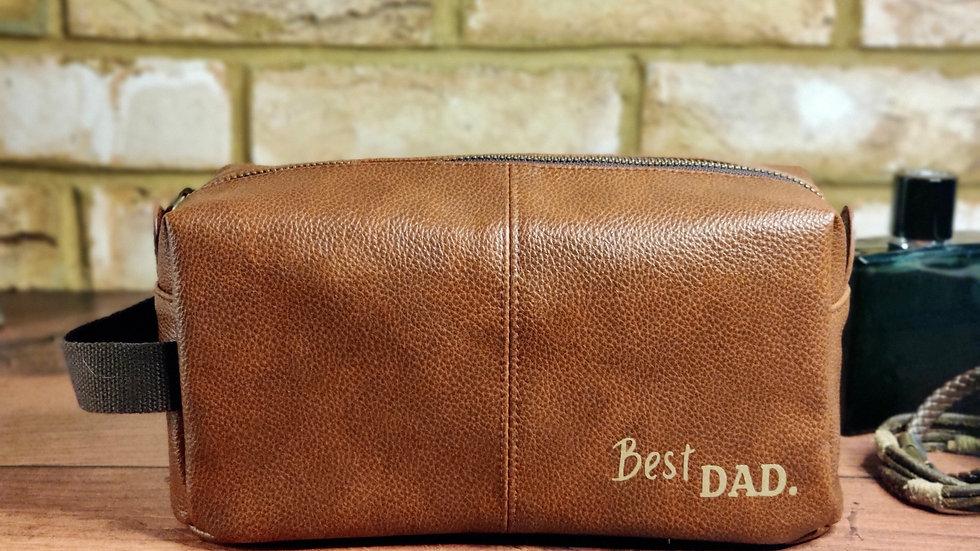 Best Dad Wash Bag