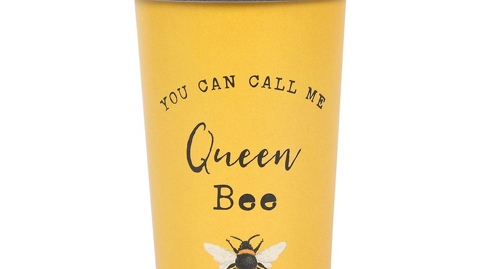 Queen Bee Bamboo Eco Travel Cup