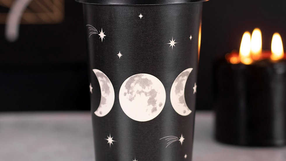Triple Moon Bamboo Eco Travel Cup