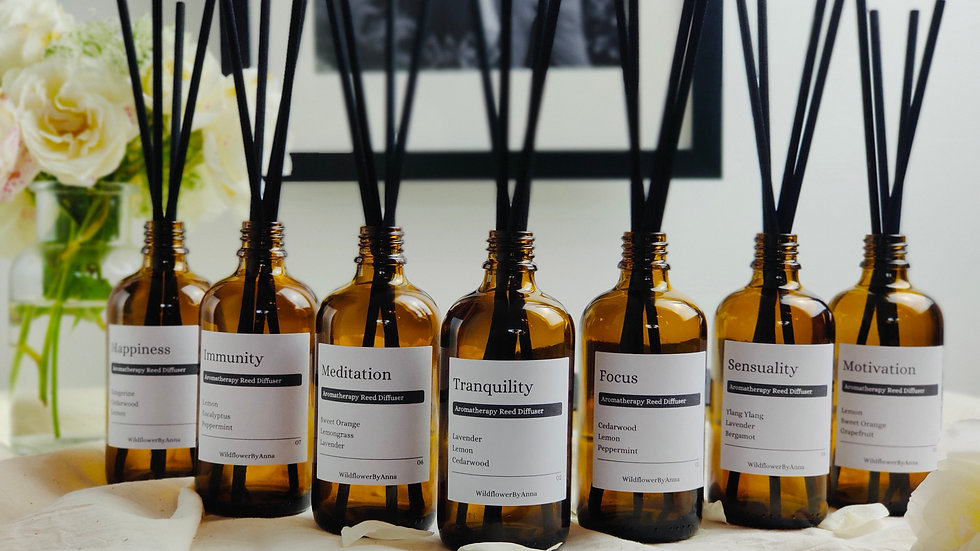 Reed Diffusers - Aromatherapy