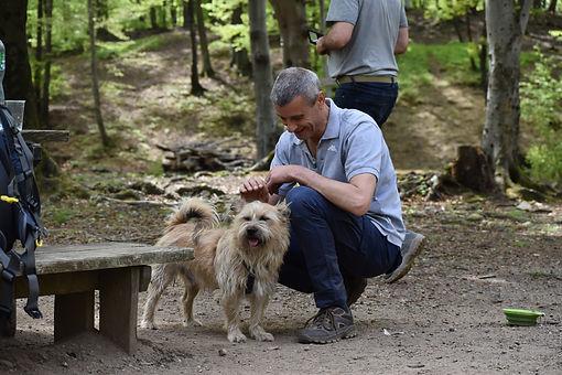 relazione con il cane
