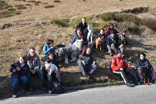 Trekking di gruppo