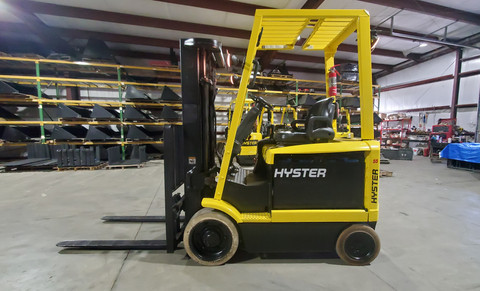 2014 HYSTER 55