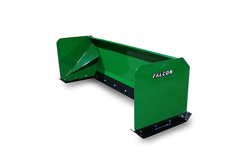 FALCON SNOW PUSHER FOR JOHN DEERE