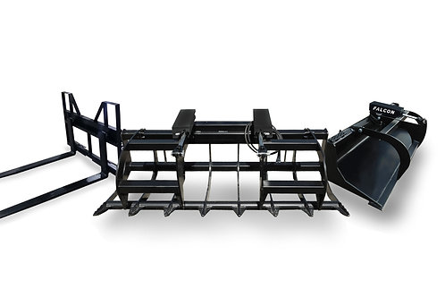 FALCON PALLET FORKS AND GRAPPLE COMBO(SAVE $50)