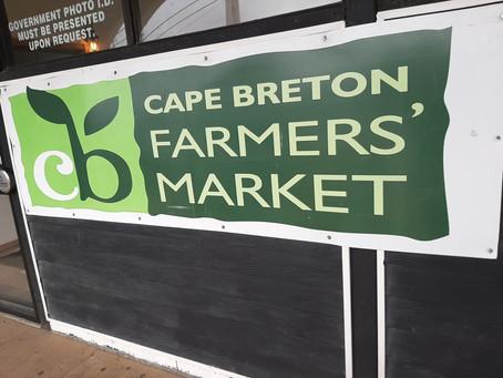 I Went to a Farmer's Market!
