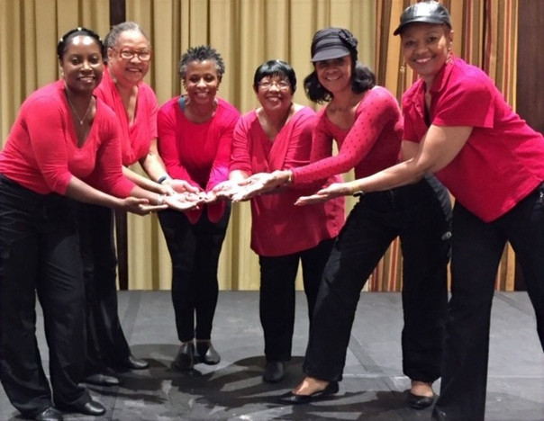 Always Wanted to Dance Troupe's Tribute to Justice Robert Benham