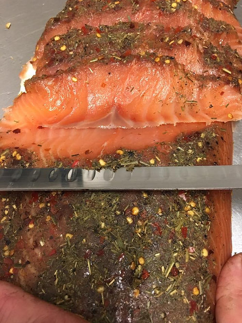 SPECIAL OFFER - 2 x Packs Marrbury Red Thai Gravadlax Salmon