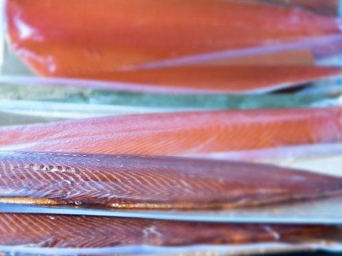 Hot Smoked Roast Salmon