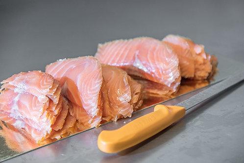Marrbury Whisky Oak Smoked Salmon 200g