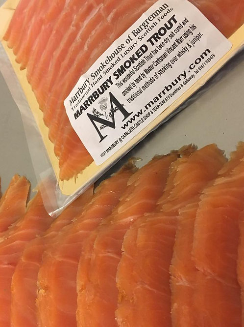 Marrbury Cold Smoked Trout