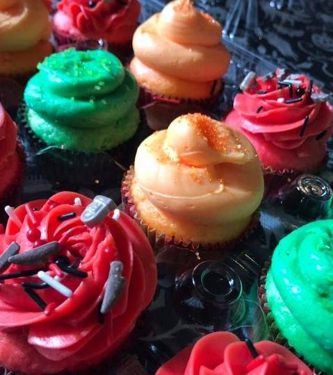 Sour Cupcakes