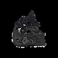 —Pngtree—black line drawing fruitcak
