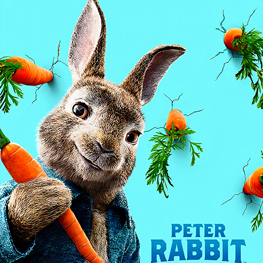 Movies on the Big Screen: Peter Rabbit