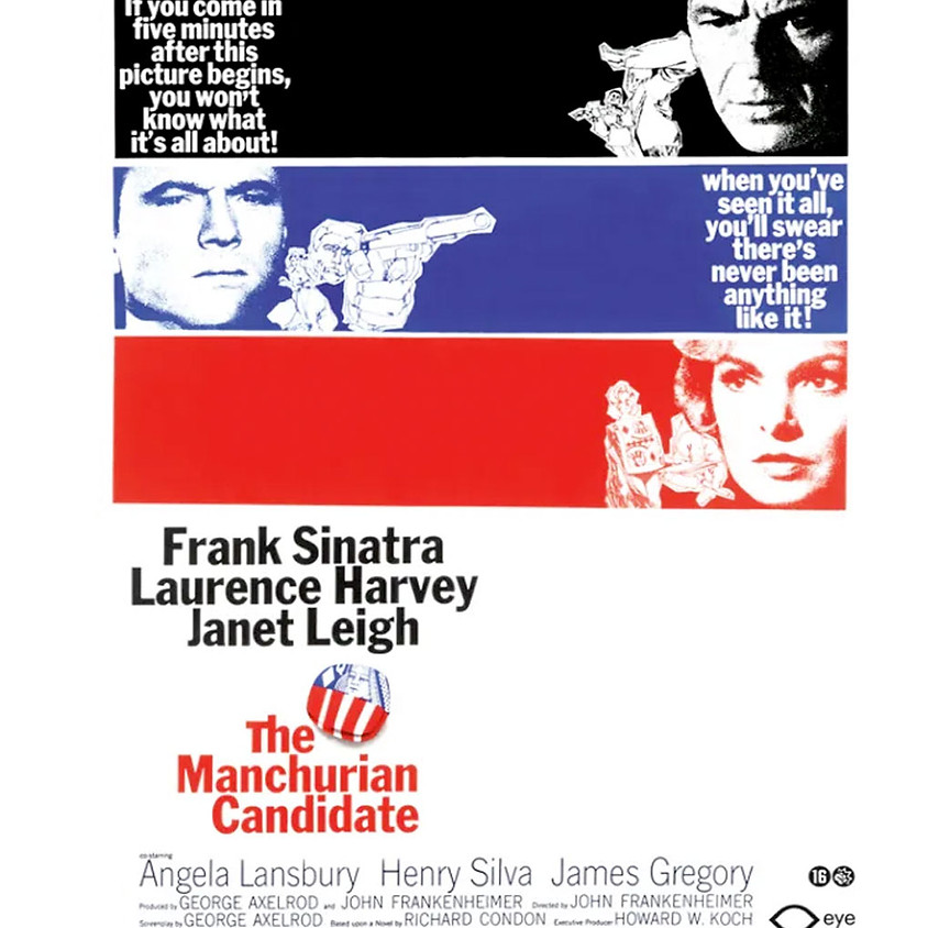 Classic Movies: The Manchurian Candidate
