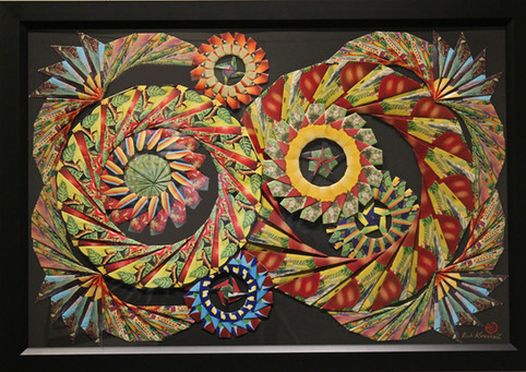 """Inland Empire Fruit Gears""    $3,400"