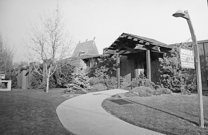 The Yakima Valley Museum as it looked in the 1970s
