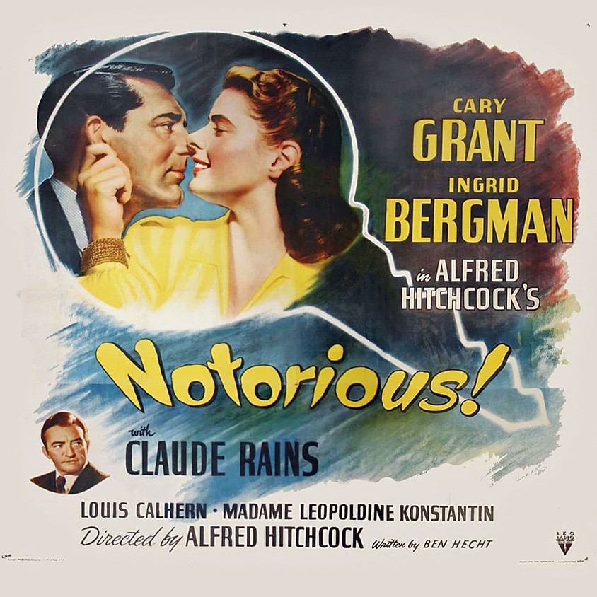 Classic Movies: Notorious